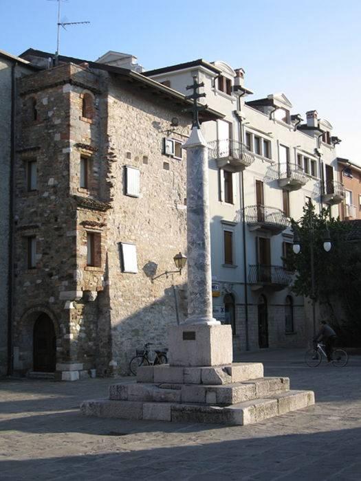Grado, il centro storico.
