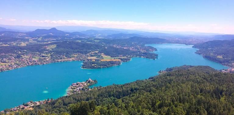 Austria: un weekend a Klagenfurt, sulle sponde del lago Wörthersee