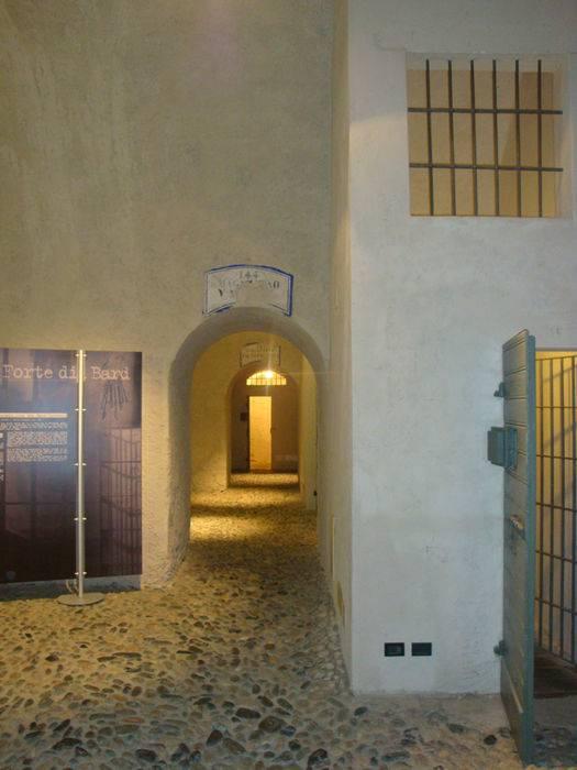 Prigione del Forte di Bard