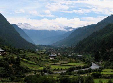 La felicità del Buthan