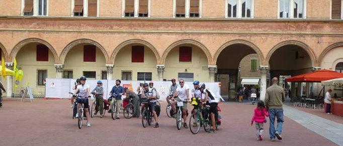 Vento giorno 7 - Da Ferrara a Taglio di Po