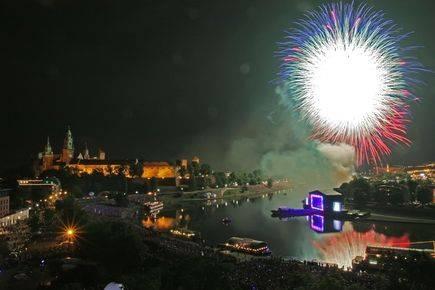 Polonia e Roma per festa d'estate