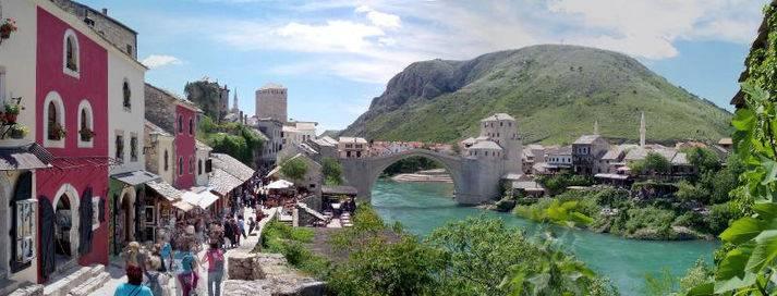 Scoprire la Bosnia verde con una app. Grazie a Oxfam