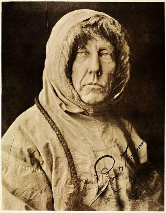 L'esploratore Amundsen