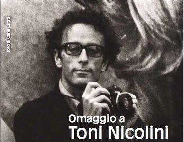 Viconago ricorda Toni Nicolini