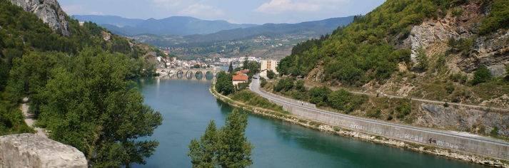 Un incontro con Emir Kusturica tra Bosnia e Serbia