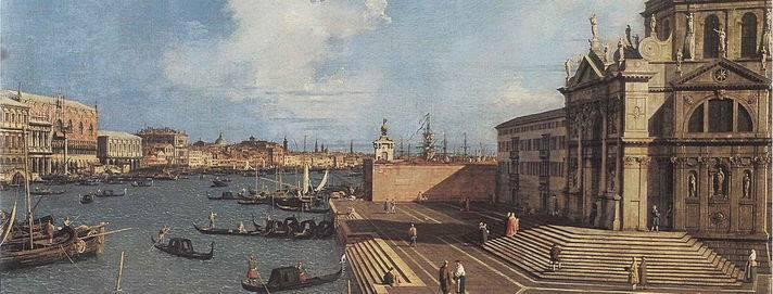 Dopo 270 anni, un Canaletto (con vista) a Venezia
