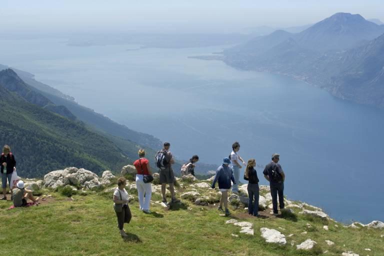 Itinerari insoliti sul lago di Garda