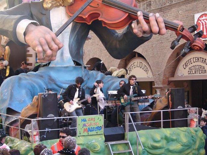 Carnevale di Busseto (foto: Comune di Busseto)