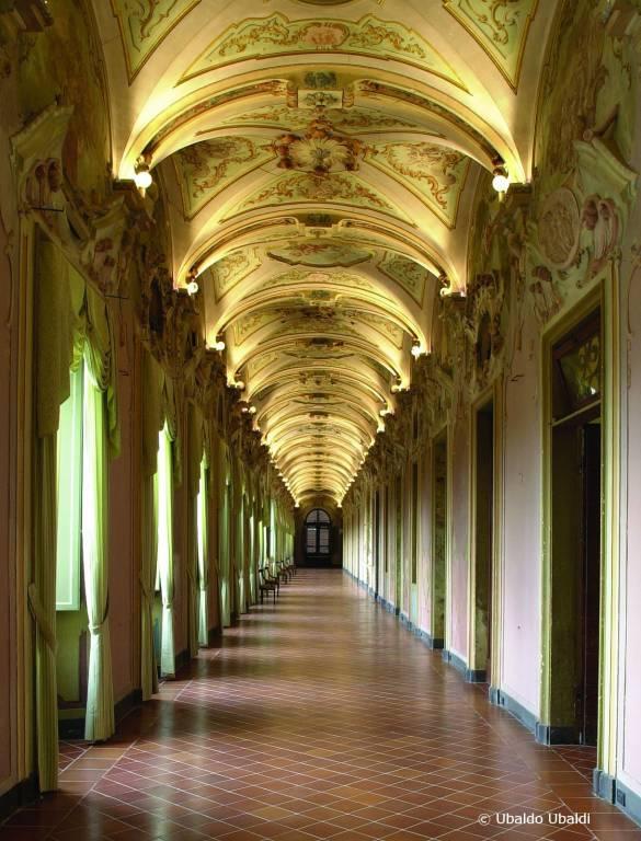 Galleria degli Stucchi, Palazzo Pianetti, Jesi