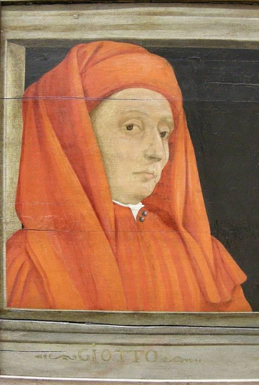 Ritratto di Giotto
