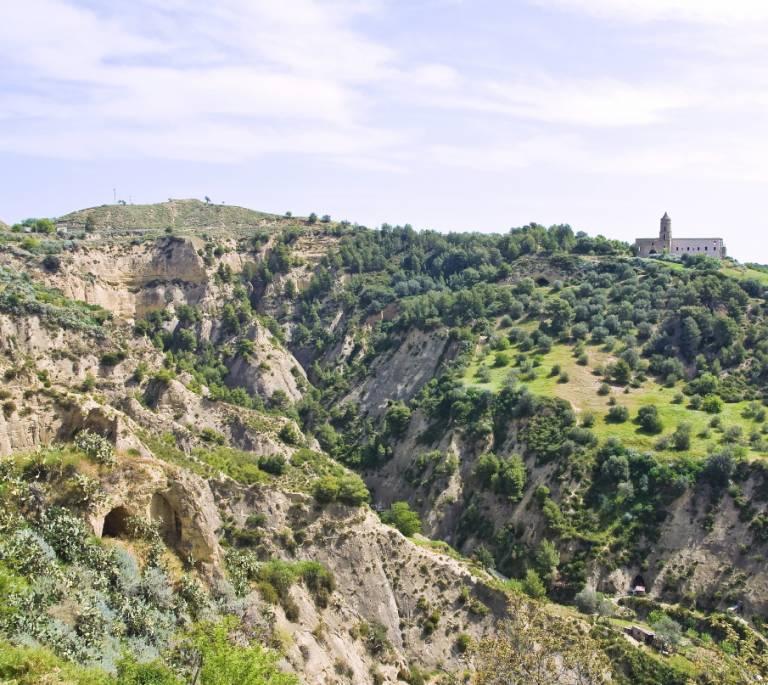 Calanchi in Basilicata