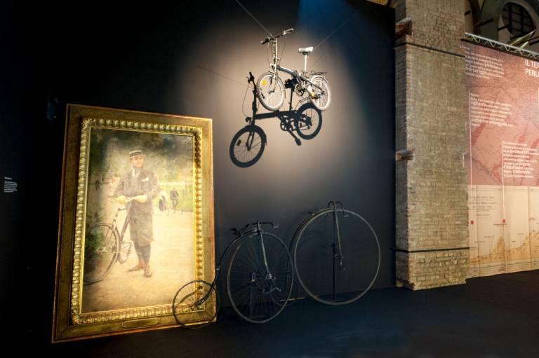 La mostra In viaggio con l'Italia