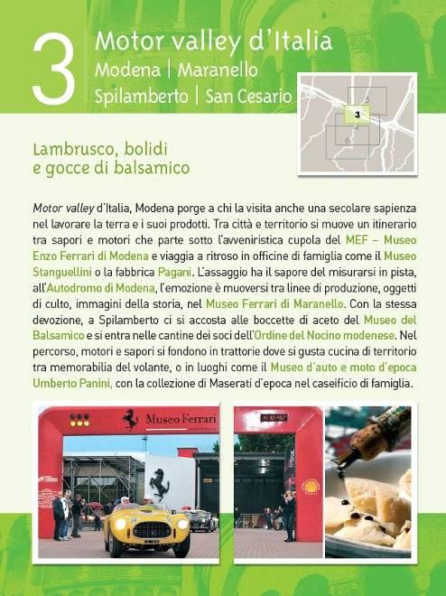 Territori del gusto: Modena
