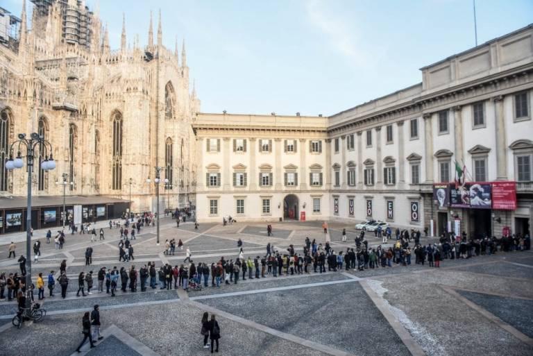 caravaggio la mostra evento in programma a milano
