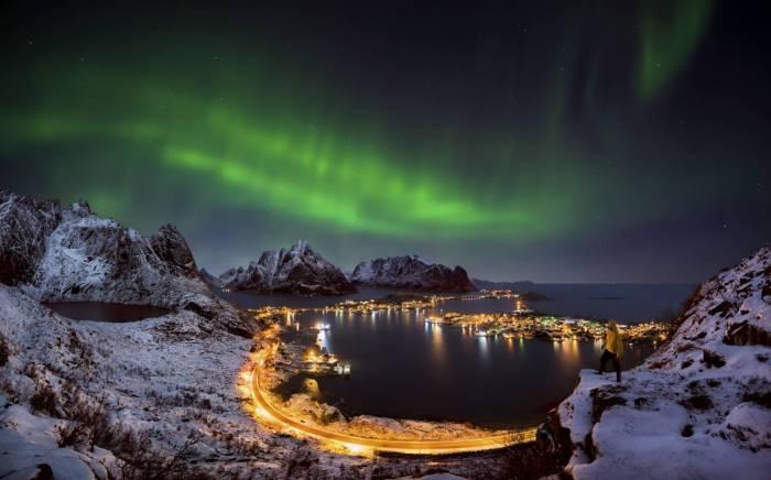 Touring Norway In December