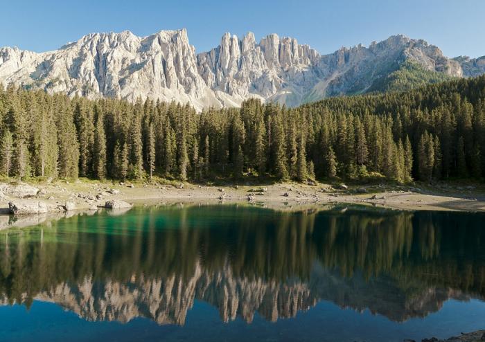I dieci laghi pi belli delle alpi for Disegni di laghi