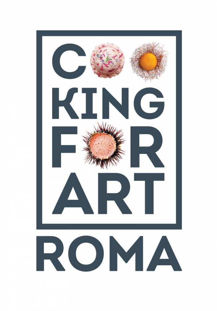 Cooking for art tre giorni di alta cucina a roma - Alta cucina ricette segrete dei grandi ristoranti d italia ...