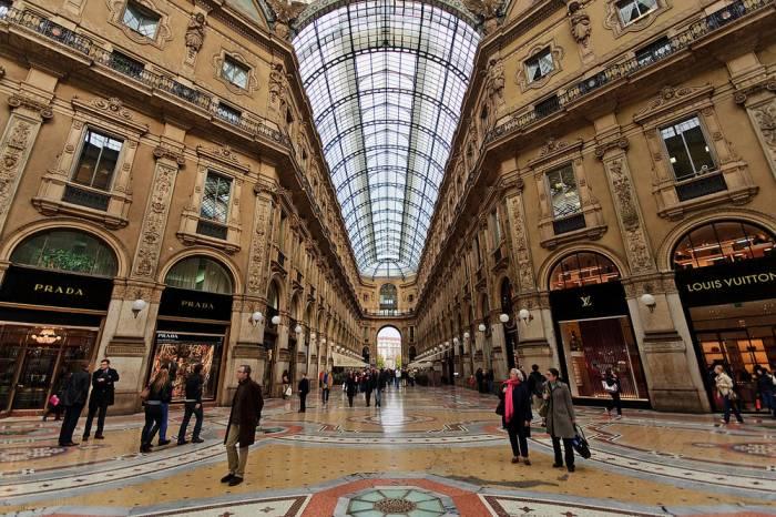 Dieci cose da sapere sulla galleria vittorio emanuele ii for Milano fashion academy