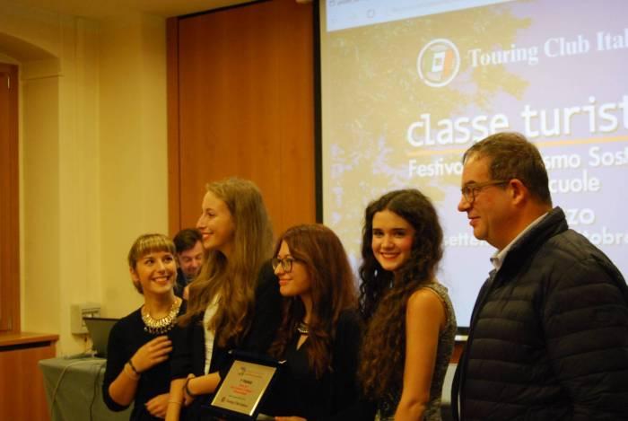 %name Premiati a Predazzo i vincitori della Classe Turistica 2016