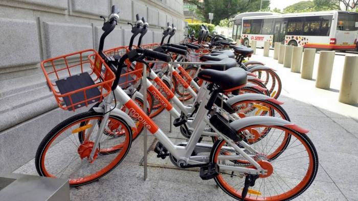 Saremo invasi da biciclette cinesi ecco le nuove for Mobile milano bike sharing