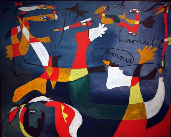 Joan Miró a Torino..