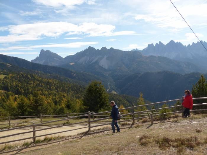 A bressanone e dintorni nell 39 incanto dell 39 autunno in alto for Dormire a bressanone