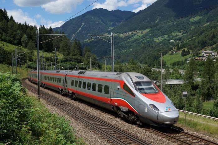 Treni: rinasce il Milano-Francoforte