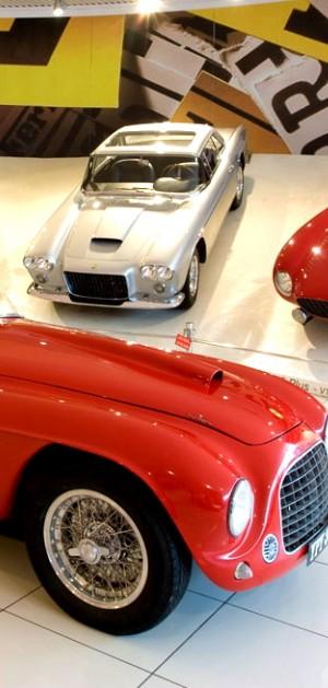 I 10 musei dell'auto più belli d'Italia
