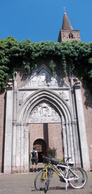 Un weekend in bicicletta tra Romagna e Marche, sulla Ciclovia Adriatica
