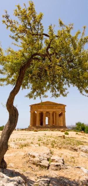 La Valle dei Templi di Agrigento è il Paesaggio italiano 2017