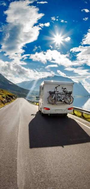 Italia in camper 2017, la guida Tci per viaggiare in libertà