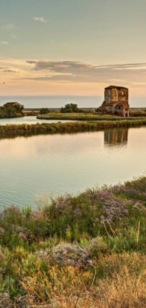 In bici sul Delta del Po: quattro itinerari per tutti