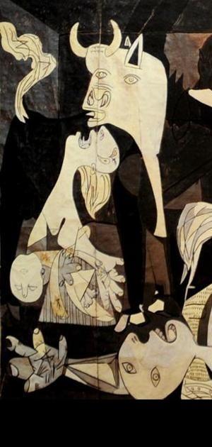 Guernica, icona di pace: a Roma esposto un Picasso ritrovato