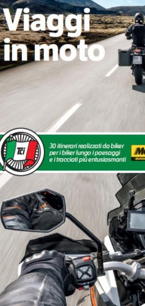 """""""Viaggi in moto"""", la nuova guida del Touring"""