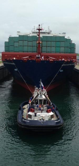 Apre il nuovo Canale di Panama: il racconto del nostro inviato