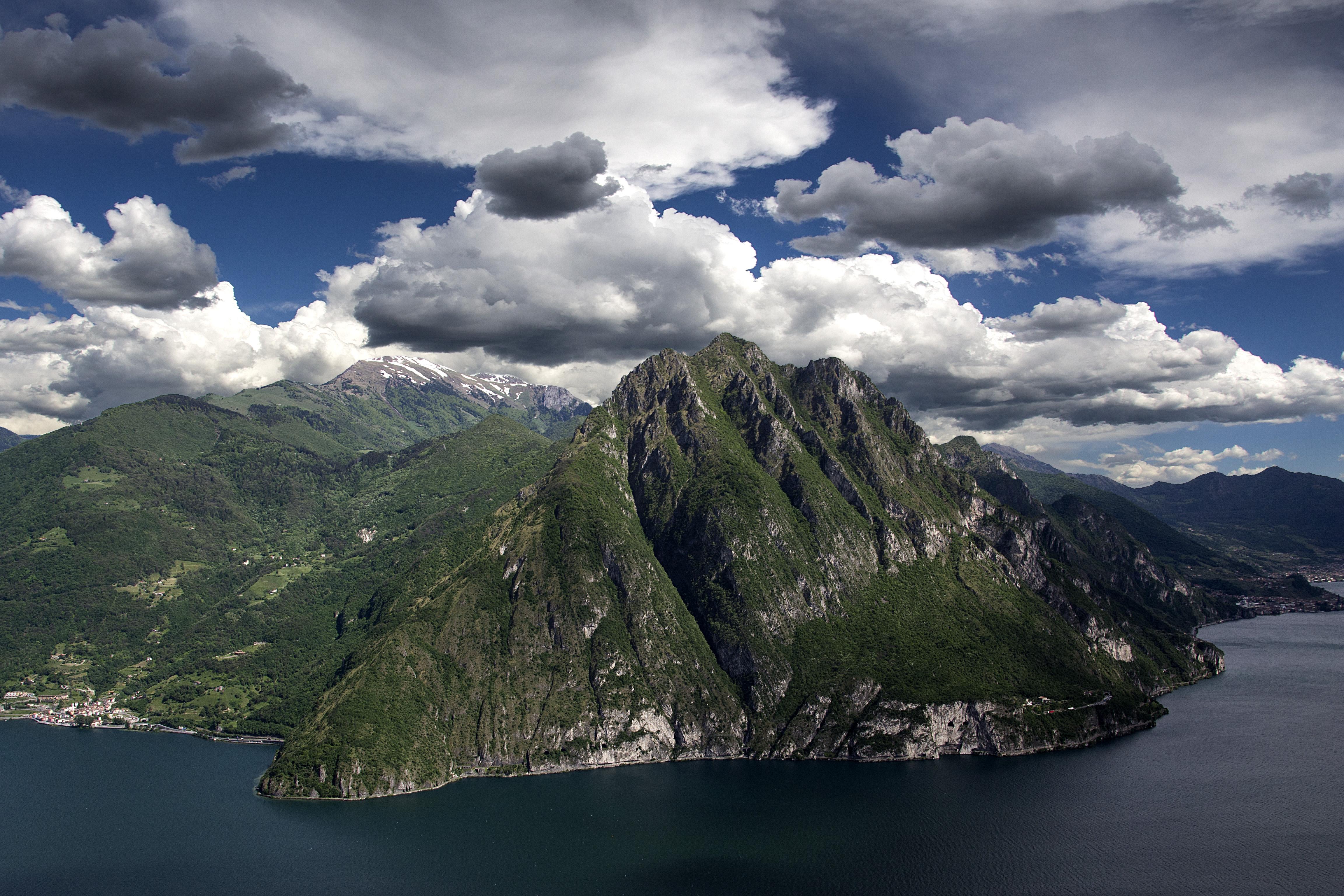 Nuvole di panna - Concorso fotografico: Concorso fotografico Cieli d'Italia