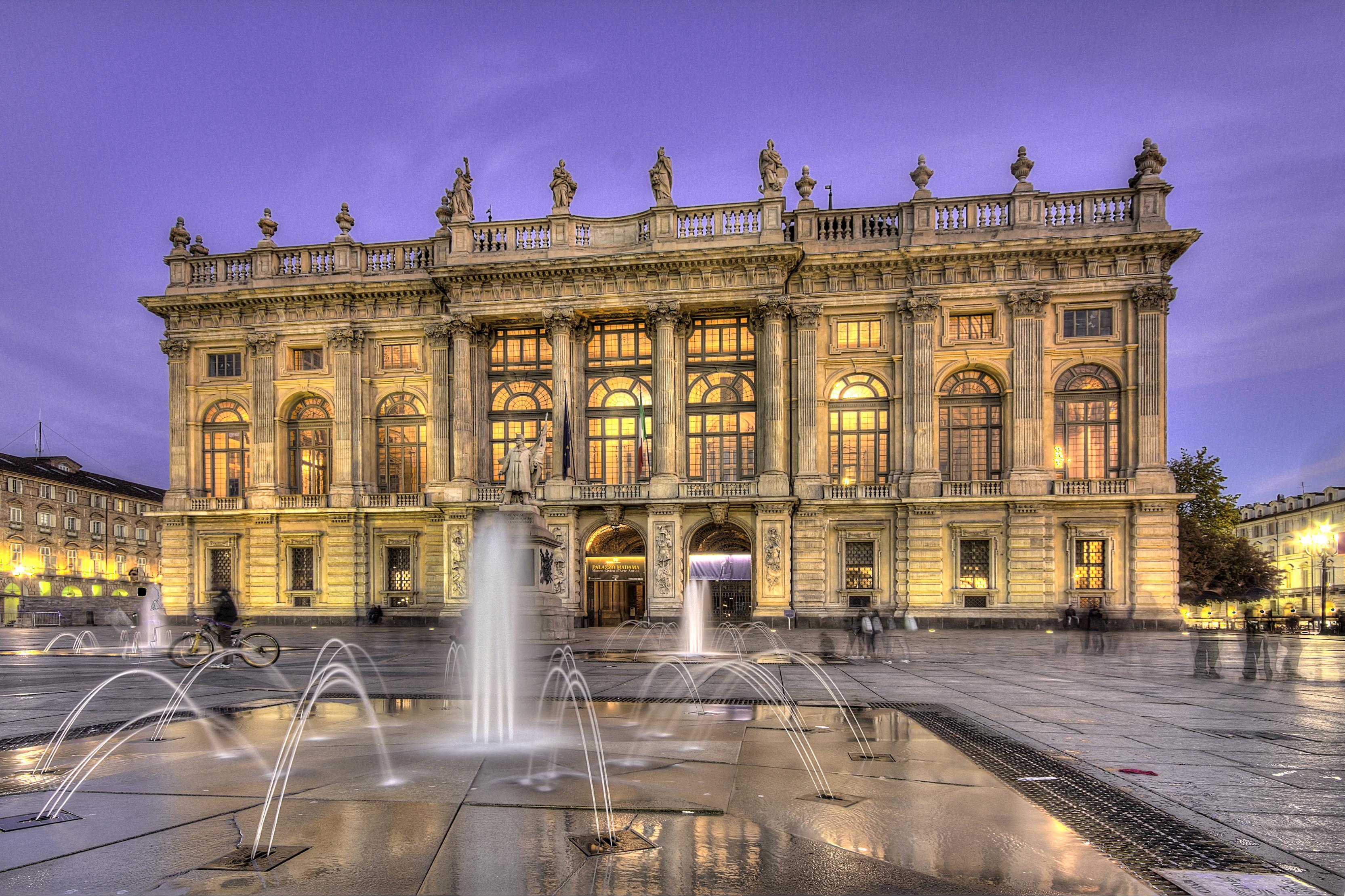 Palazzo madama torino concorso fotografico concorso for Senato italia