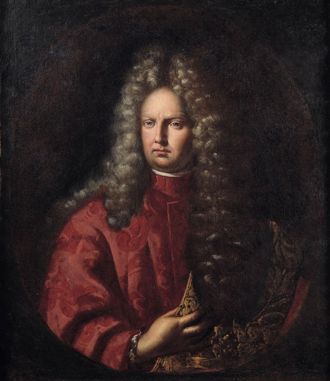 Sebastiano Bombelli, Procuratore Veneziano, 1685-90, olio su tela, 102,5x89 cm