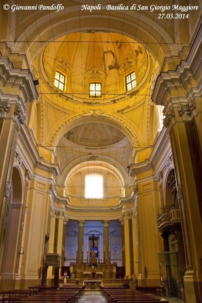Basilica Di San Giorgio Maggiore Napoli Fare Chiesa Touring Club