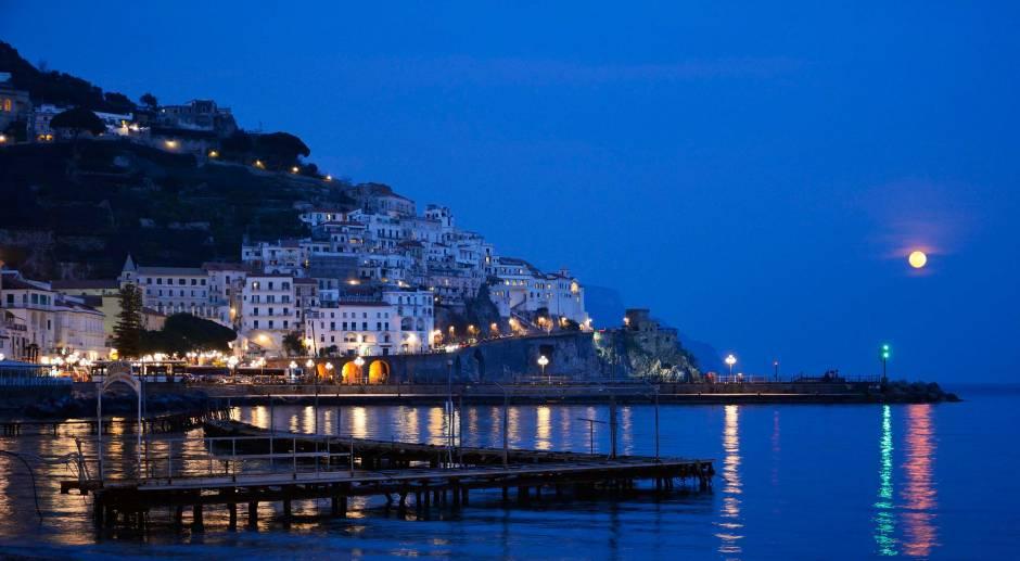 la notte in costiera amalfitana concorso fotografico