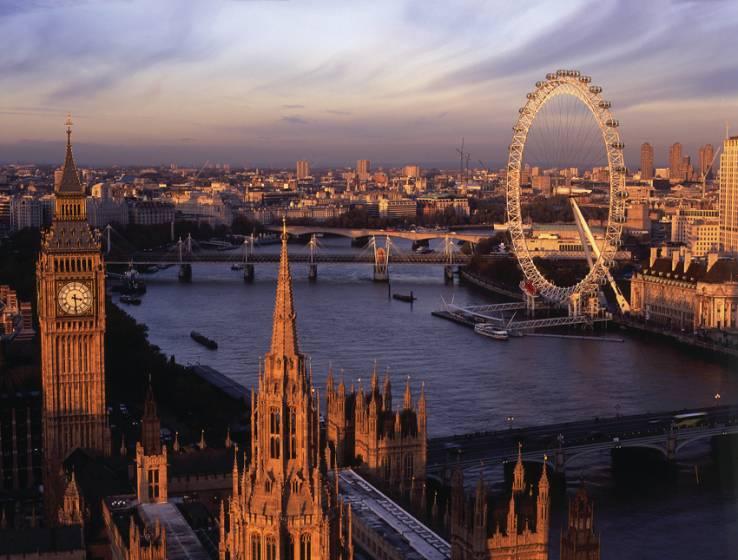 ®VisitBritain - Londra