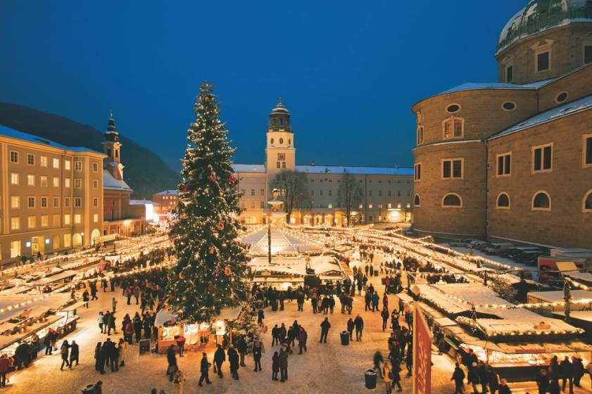 Mercatino Di Natale A Salisburgo Foto.Tradizioni Di Natale Il Meglio E Nel Salisburghese