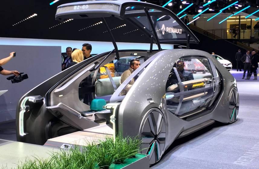 come ci muoveremo in futuro tutte le novit dal salone dell 39 auto di ginevra. Black Bedroom Furniture Sets. Home Design Ideas