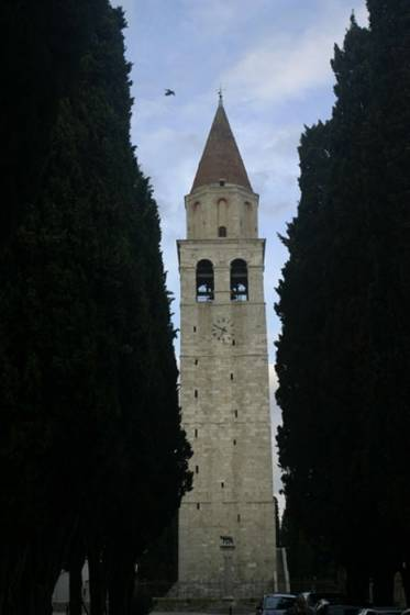 Scorcio su Aquileia.