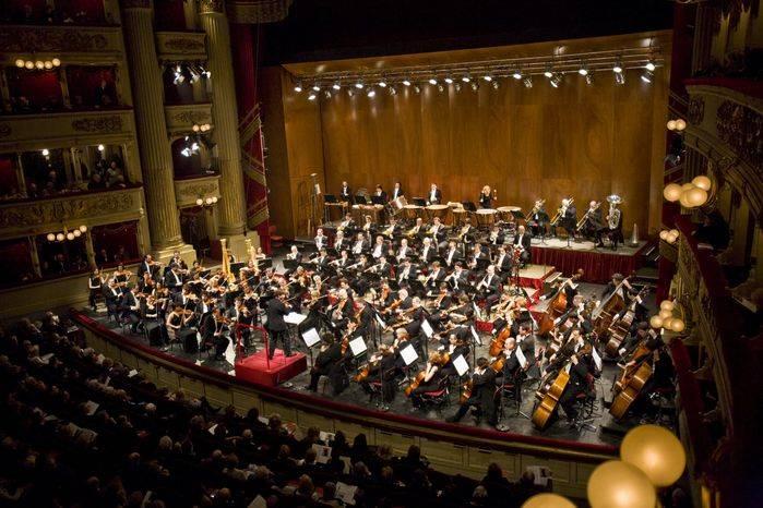 La filarmonica della Scala