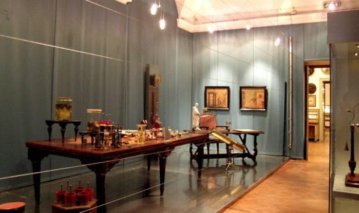Pavia, Museo per la Storia dell'Università.