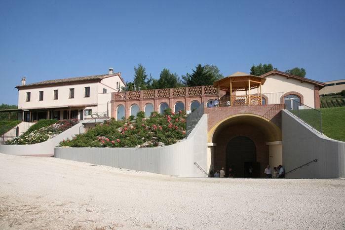 Montecarotto (An), il ristorante Le busche