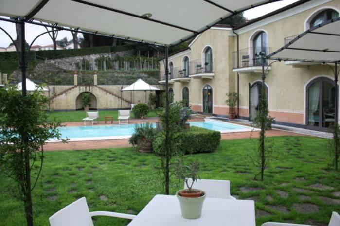 L'hotel Villa Agnese