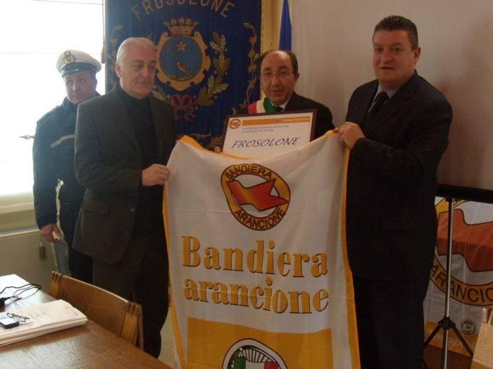 Premiazione Bandiere arancioni in Molise